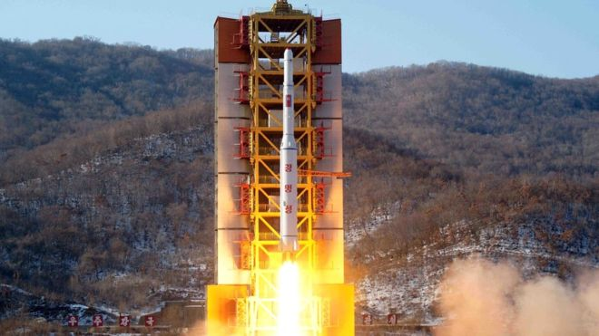 Image result for photos of n korea's missile tests