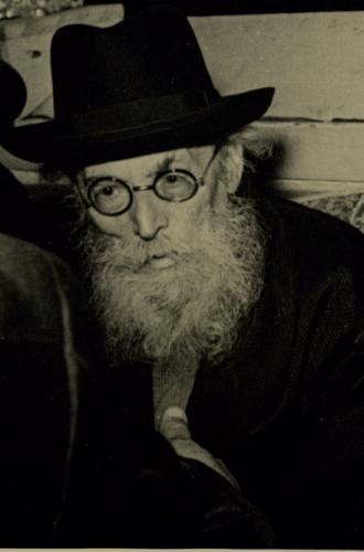 Six Year-Old Yael Weissman and Rabbi Shimon Bar Yochai 3