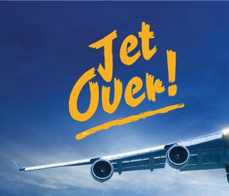 Jet Over!