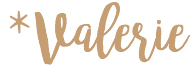 Valerie – The Yoga Affair – Signature – gold