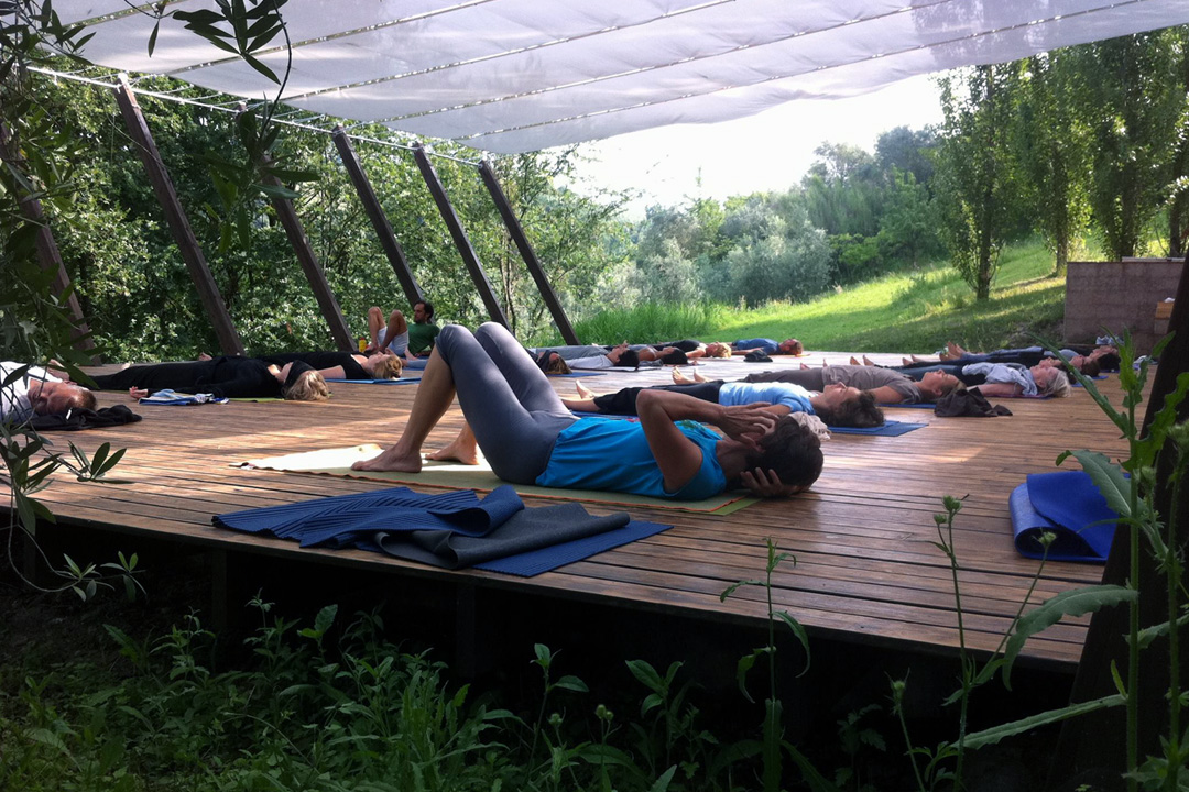 Yogawerkstatt Retreat Italien