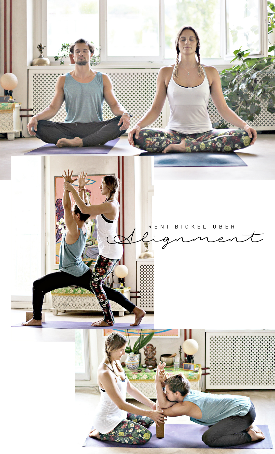 Reni Bickel Alignment Yoga