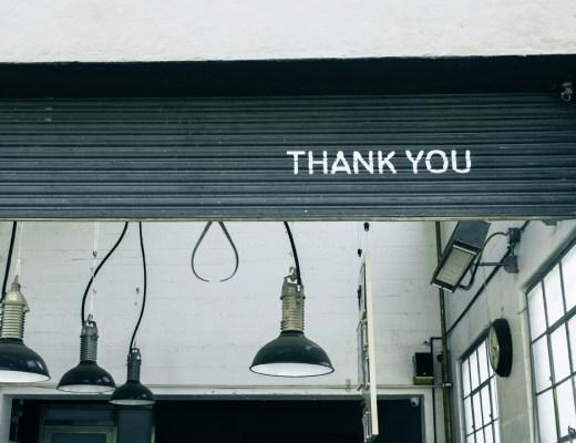 Rituale Dankbarkeit thankful Thank You Danke Achtsamkeit Schreiben Zufriedenheit positives Denken Motivation