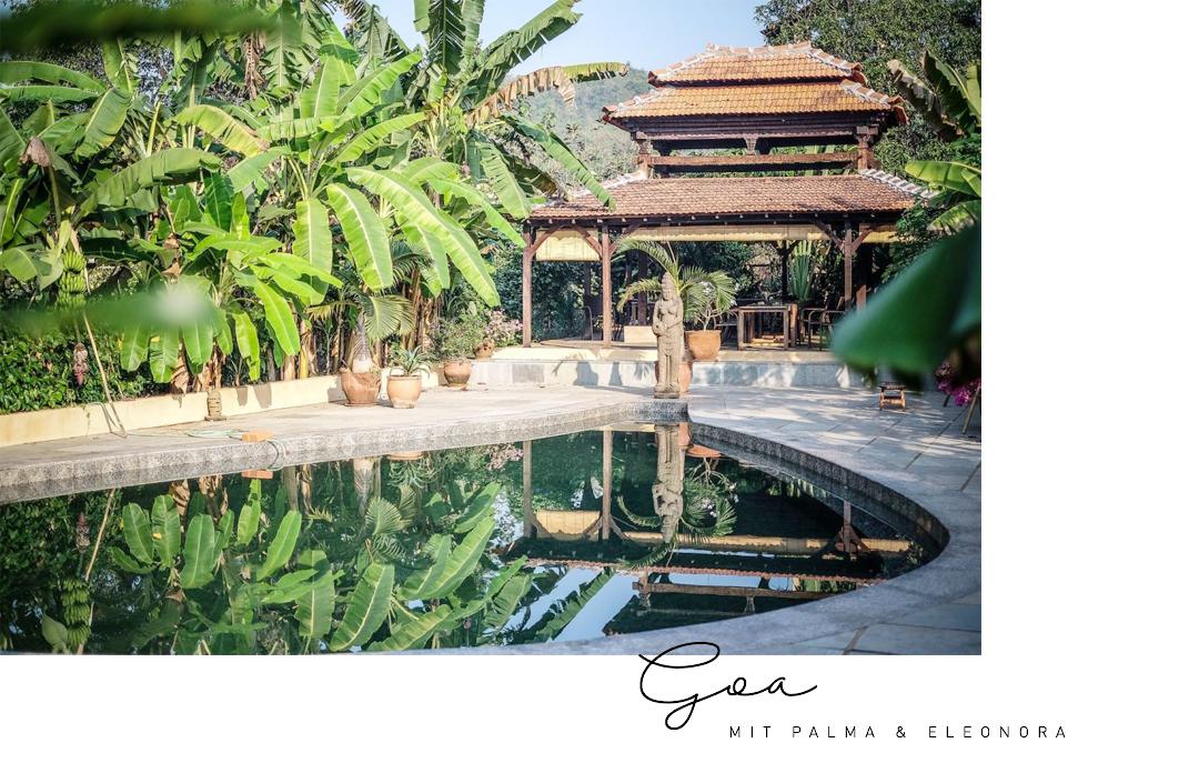Mallorca Yogaretreat Goa mit Palma und Eleonora Yoga Wellness