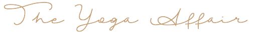 The Yoga Affair Signatur Absender Unterschrift