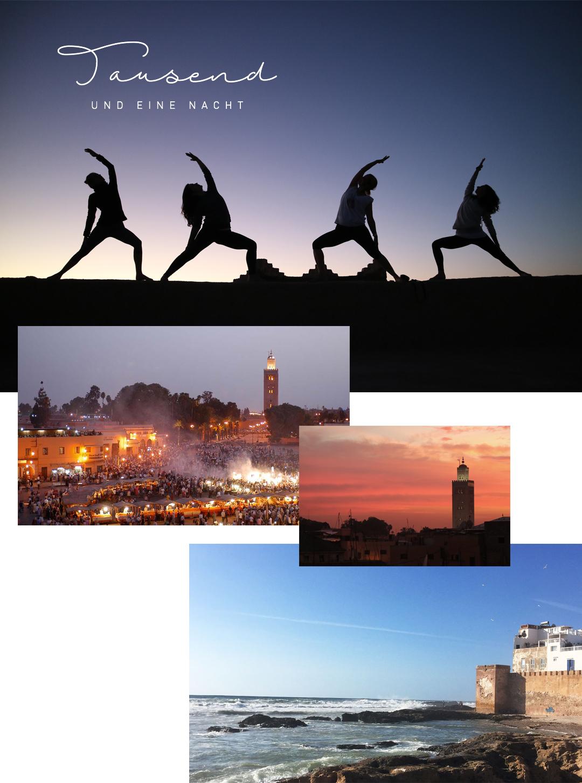 Nosade Marokko Yogareisen Yogaurlaub Marrakesch