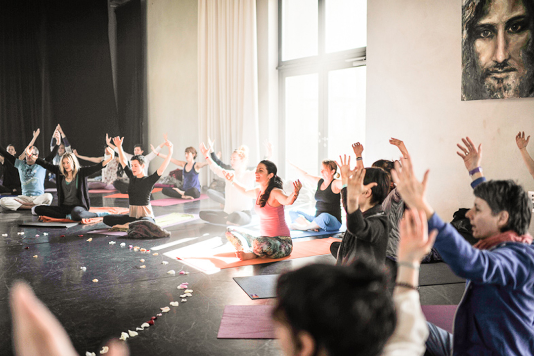 Agape Zoe Festival #11 Berlin Pankow Yoga Mediation Bodywork Healing Arts Meditation Soul Connection Workshops Mindfulness