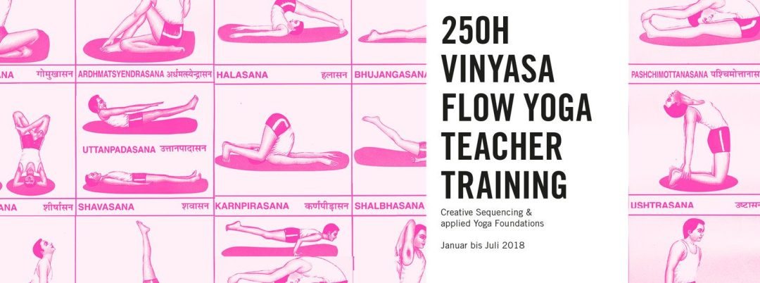 Teacher Training Zürich Pop up Yoga