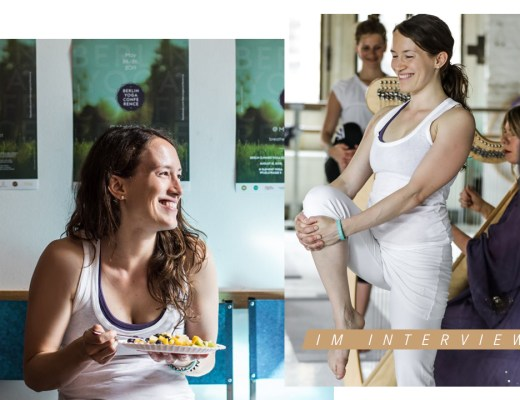 Anastasia Shevchenko, Berlin Yoga Conference, Yoga, Meditation, Event, 2019, Pop-Up