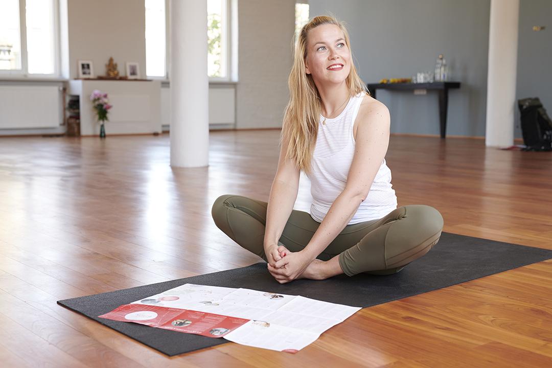 YogaBerlin Map Yoga Berlin Reiseführer Karte Wegweiser Hotspots BertaBerlin Berta Spaziergang Rundgang Wanderung Entdeckung