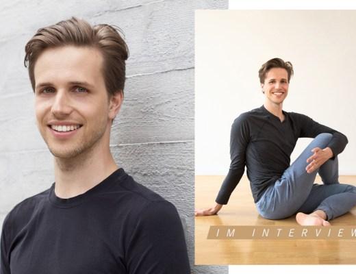 Interview Portrait Moritz Ulrich Berlin Peace Yoga Yogalehrer Veganismus Ernährung Lifestyle vegan