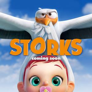 Source: Storksmovie.com