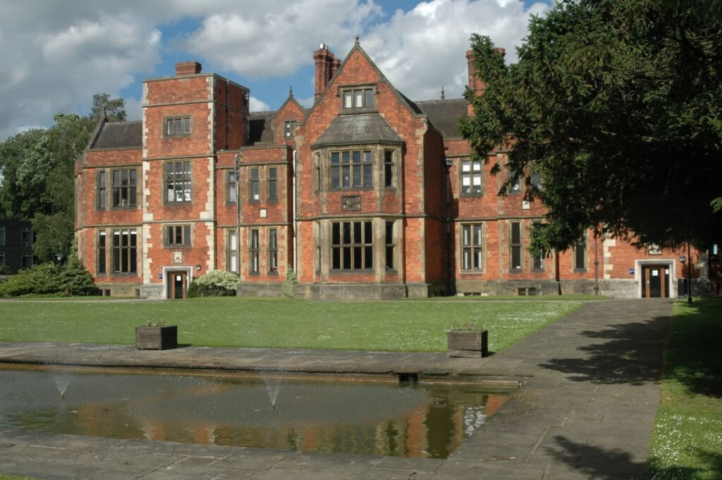 Heslington Hall at the University of York. Image credit: Hull York Medical School (HYMS) MedSoc