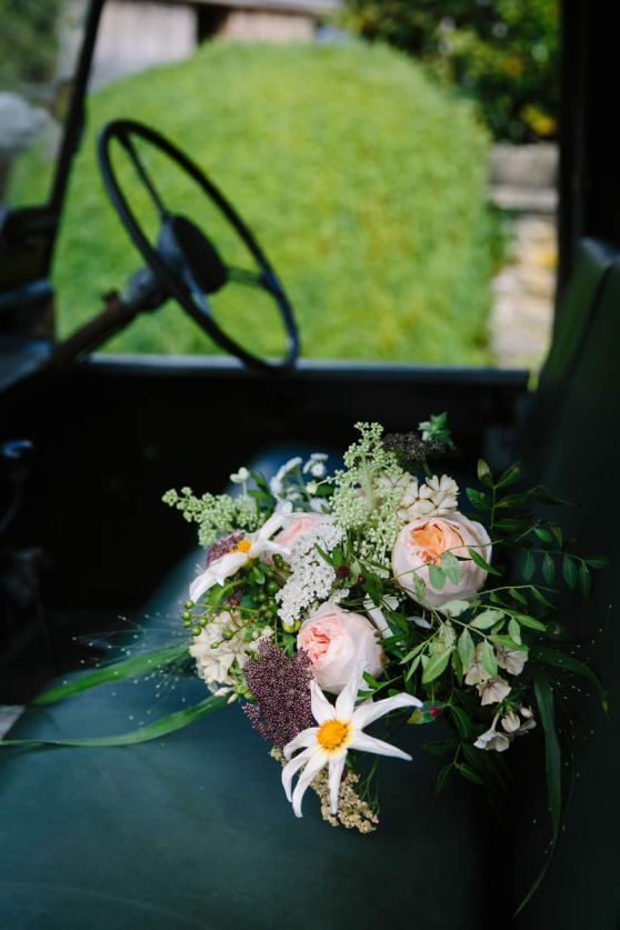 Yorkshire Dales Wedding Car Hire - Land Rover 11