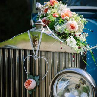 Yorkshire Dales Wedding Car Hire - Rolls Royce 03