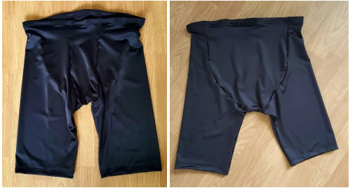 The Lightspeed Leggings/Shorts for Men!