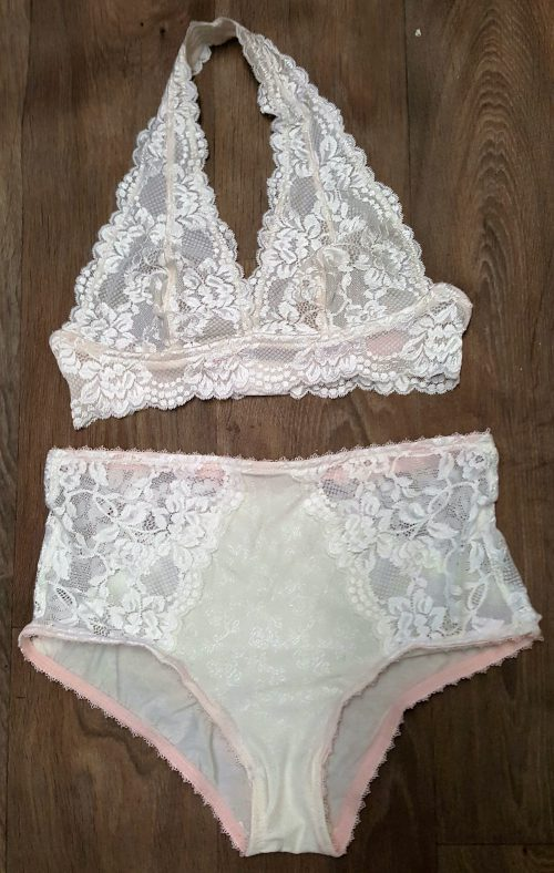 Matching Bra and Knickers