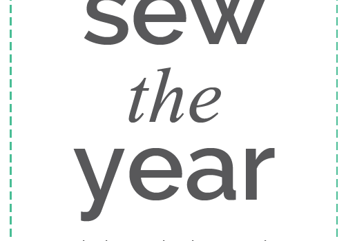 Sew the Year February Plans
