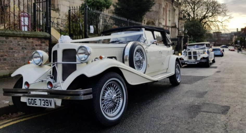 Traditional Wedding Cars | Wedding Car Hire