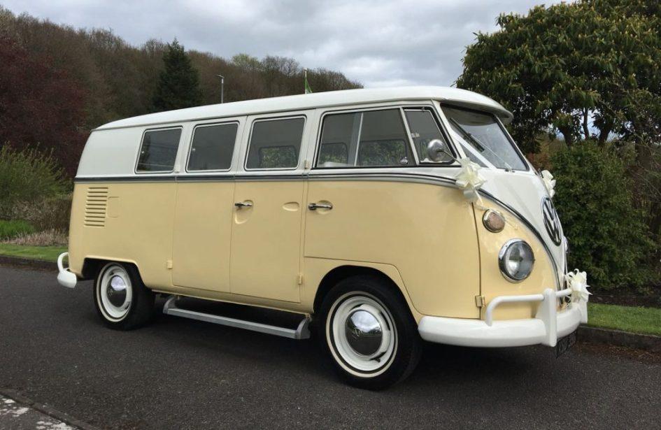 VW Split Screen Camper - Wedding Bus