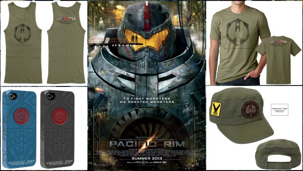 Pacific Rim Giveaway
