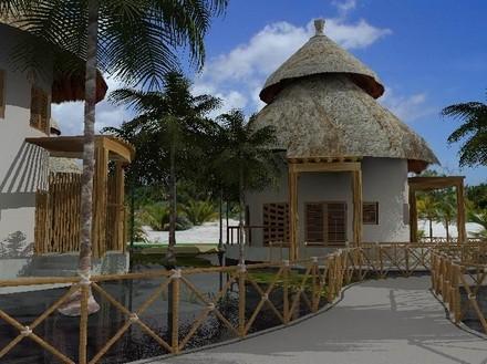 Beach House in Yucatan (Photo: yucatan.quebarato)