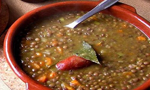 Lentil Soup (Google)