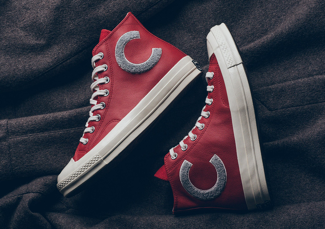Sneaker Additions, Chuck 70 Wordmark