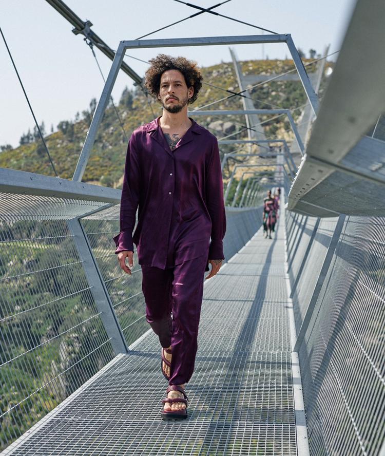 High Fashion Pajamas