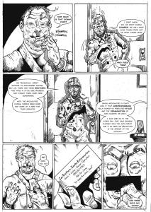 The Zee Brothers Mini Comic Page #2