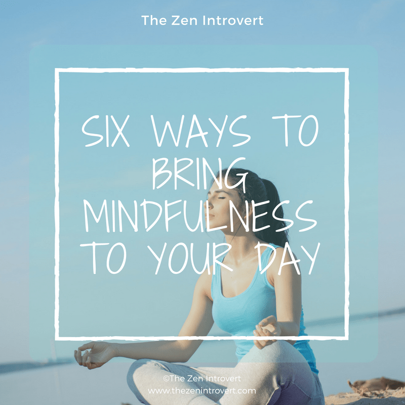 Mindfulness is the art of being present in the moment with focused concentration.