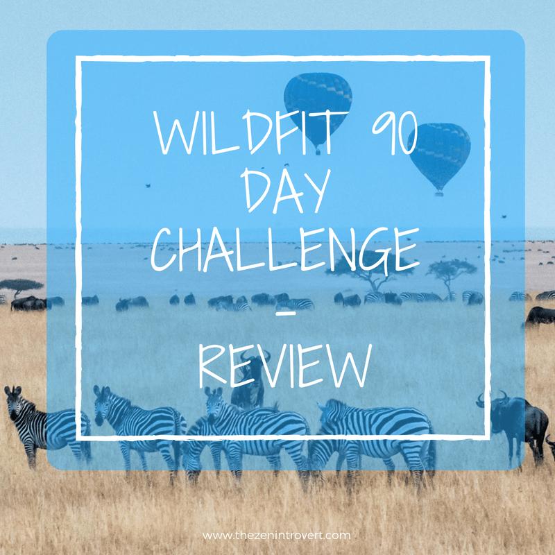 Wildfit 90 Day Challenge