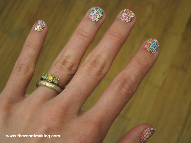 Do Your Own Gel Manicure At Home Abeautifulmess