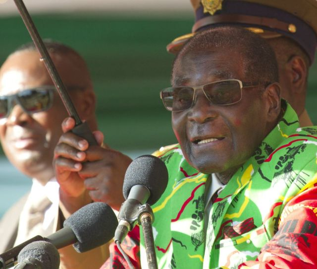 Mugabe And Despicable Me Porn Pirated Movies Posted On Zanu Pf Website