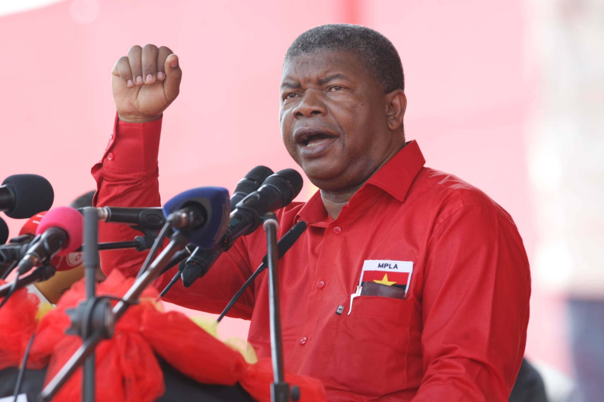 Angola Votes for First New President In Nearly Four Decades