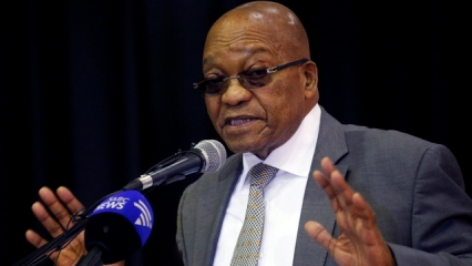 Zuma given deadline to make plea in graft case
