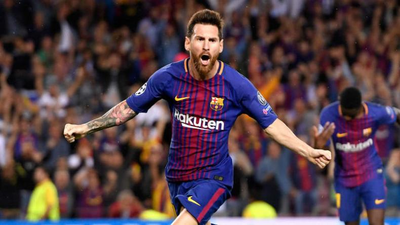 cdfe0d2982e Messi double inspires Barca to Juventus revenge – The Zimbabwe Mail