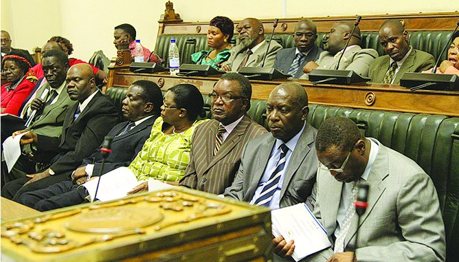 Image result for g40 members resurrect in parliament