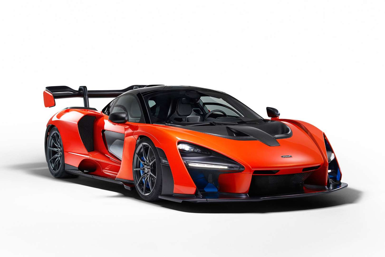 800hp track-focused McLaren Senna hypercar revealed