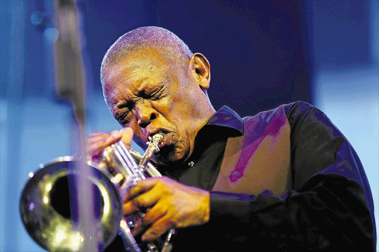 South African jazz legend Hugh Masekela dies: family