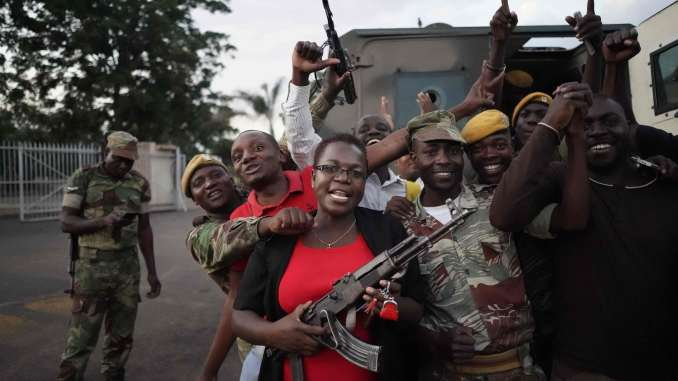 Image result for Zimbabwe Soldiers demand for free sex