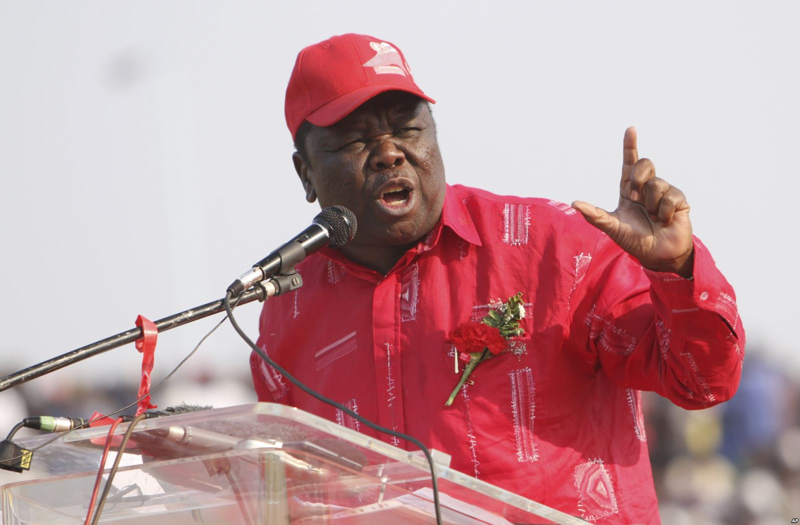 Zimbabwe remembers Tsvangirai, the 'doyen of democracy'