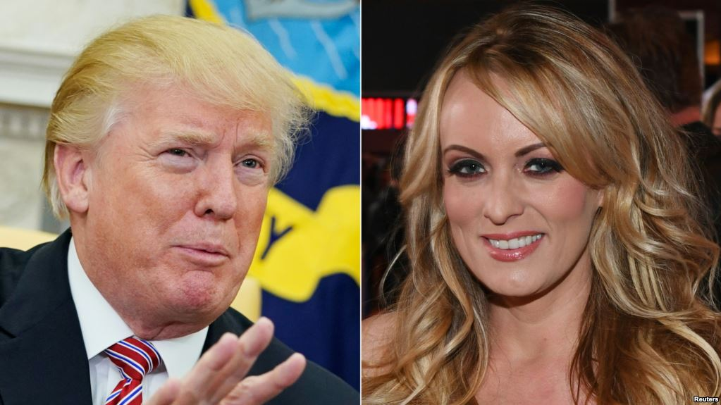 White House Denies Stormy Daniels's Account of Trump Affair and Threats