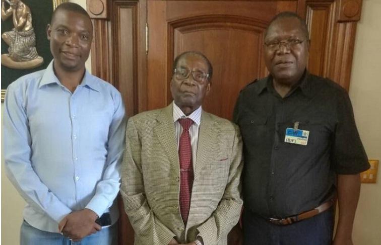 Zimbabwe youths complete Mugabe's fall, denouncing him at ZANU-PF meeting