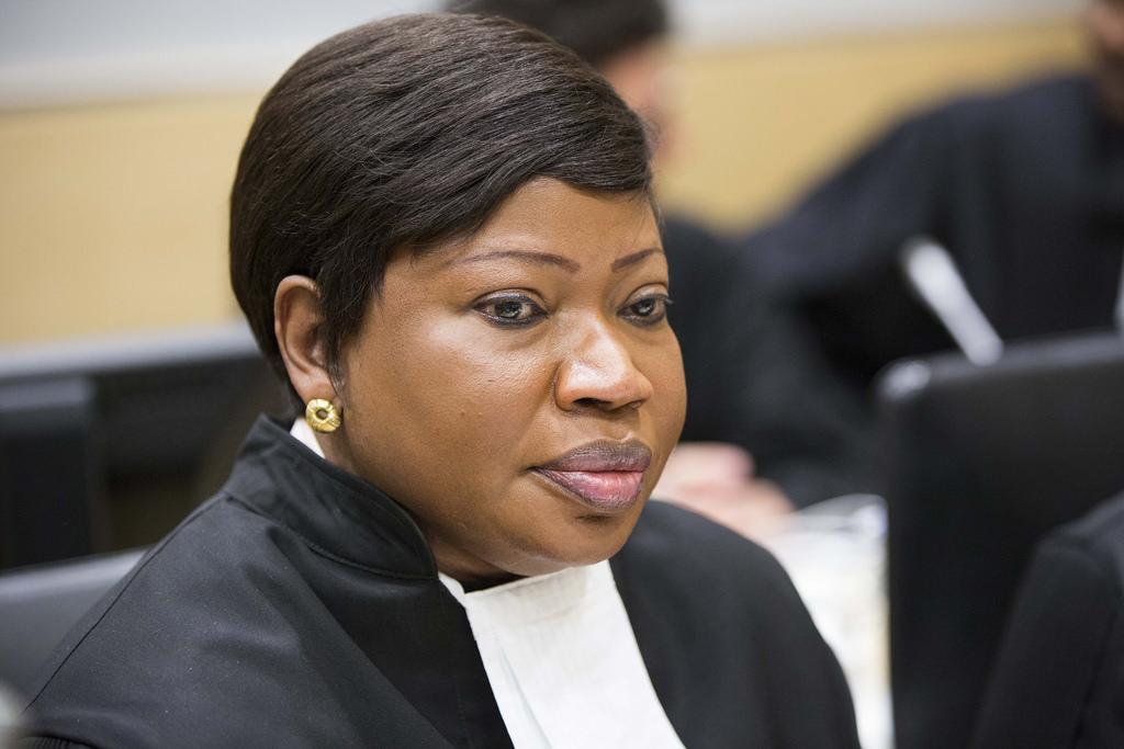 United States  slaps visa ban on ICC prosecutor, Gambia's Fatou Bensouda