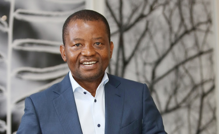 Old Mutual declines most on record after suspending CEO Moyo