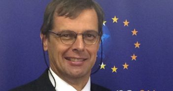 EU Ambassador to Zimbabwe, Ambassador Phillipe Van Damme