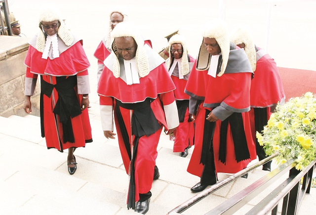 supreme court justices Malaba