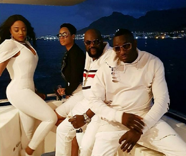 Pokello Bashed For Attending Brothers Party