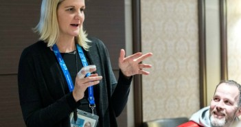 New Sports Minister Coventry reveals she was pregnant. Minister Kirsty Coventry